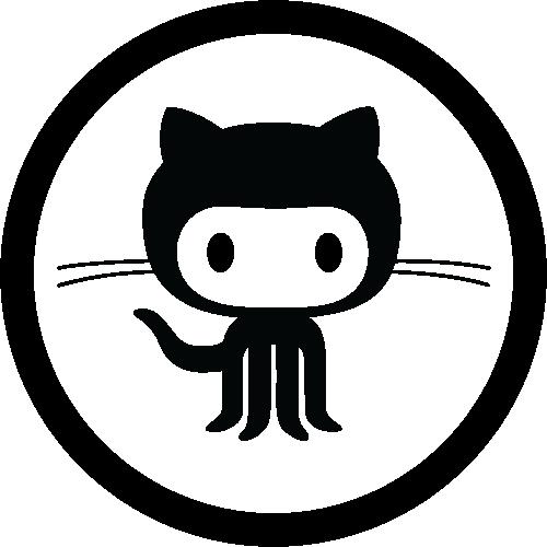 Github, Circle, Mascot, Git Icon image #38973 - Github PNG - Github Octocat Vector PNG