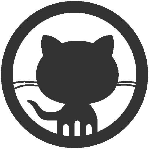 Github Logo Icon image #16153 - Github PNG - Github Octocat Vector PNG