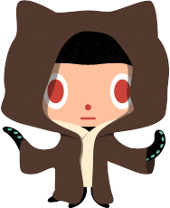 Taco Octocat - Github Octocat Vector PNG
