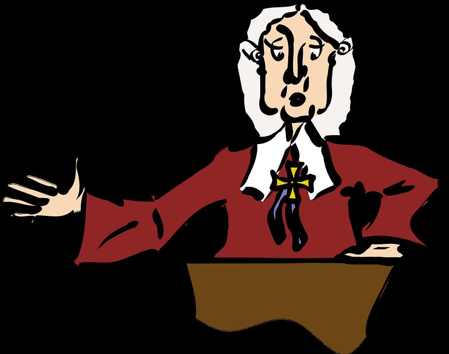 Giudice, Giustizia, Legge, Persone, Persona, Uomo - Giudice PNG