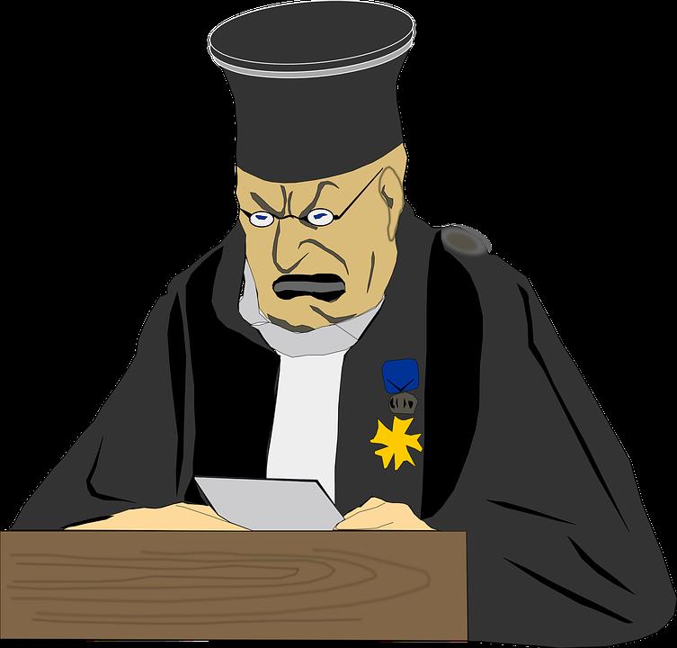 Giudice, Uomo, Legge, Persona, In Piedi, Corte - Giudice PNG