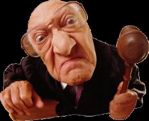 Magistratura marcia - Giudice PNG