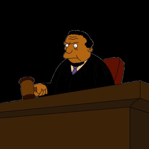 Roy Snyder - Giudice PNG