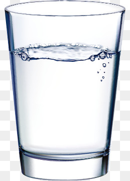 Glass Of Water PNG HD