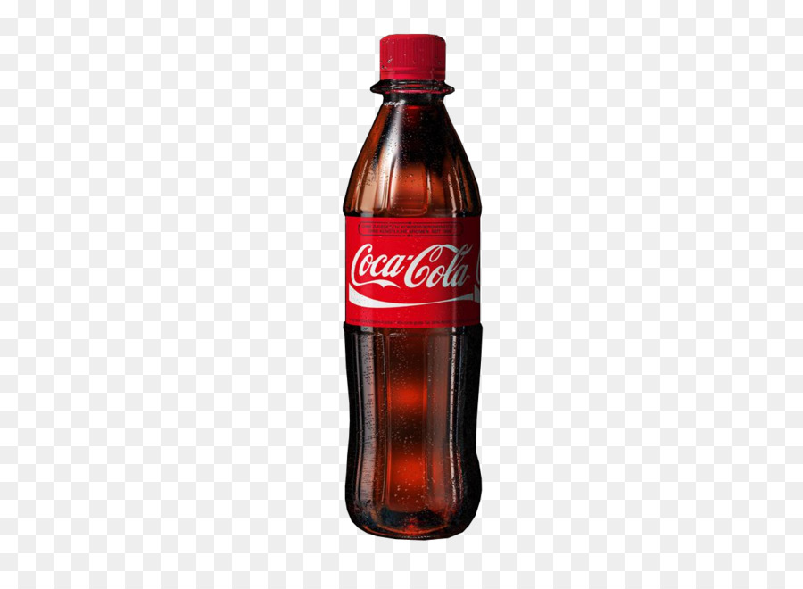 Glass Soda Bottle PNG - 163151