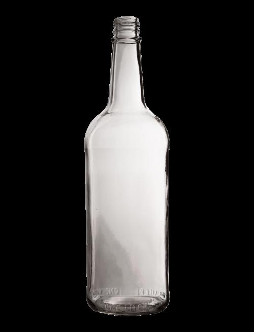 Glass Bottle PNG Transparent Image - Glass Soda Bottle PNG