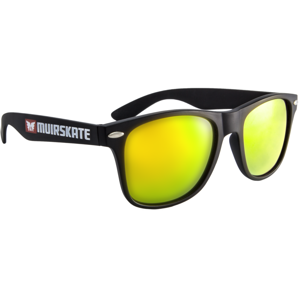 MuirSkate Double-Take Shades - Glasses HD PNG