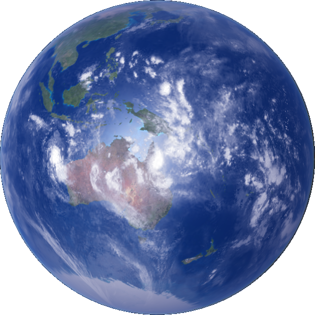 Earth PNG - 7013