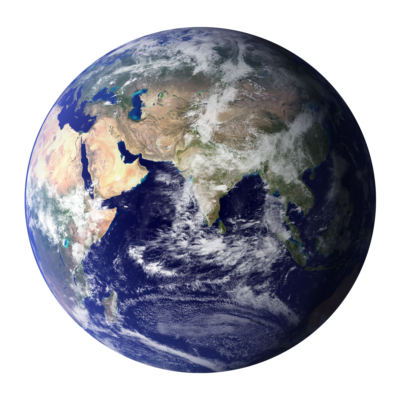 Earth Planet Globe World Transparent PNG Image - Globe PNG