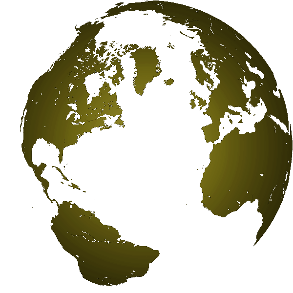 File:Continents from globe.png - Globe PNG