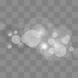 beautiful glow, Beautiful, Halo, Light Spot PNG and Vector - Glow PNG Black And White