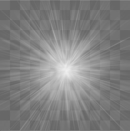 Glow PNG Black And White - 157478