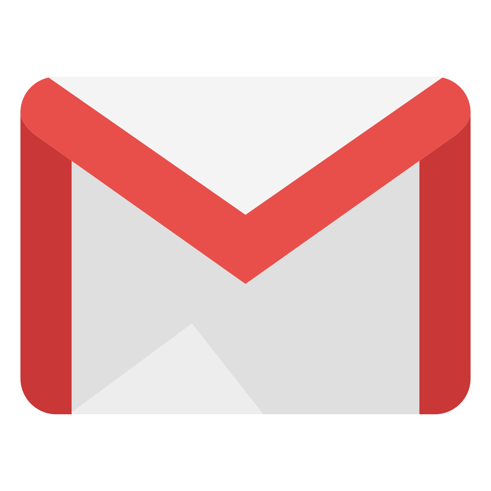 Gmail Vector PNG-PlusPNG.com-1600 - Gmail Vector PNG