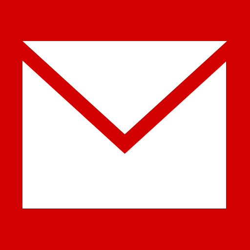 Gmail Icon 512x512 png - Gmail Vector PNG