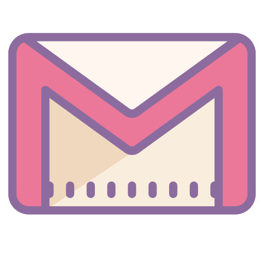 Gmail Vector PNG - 102244