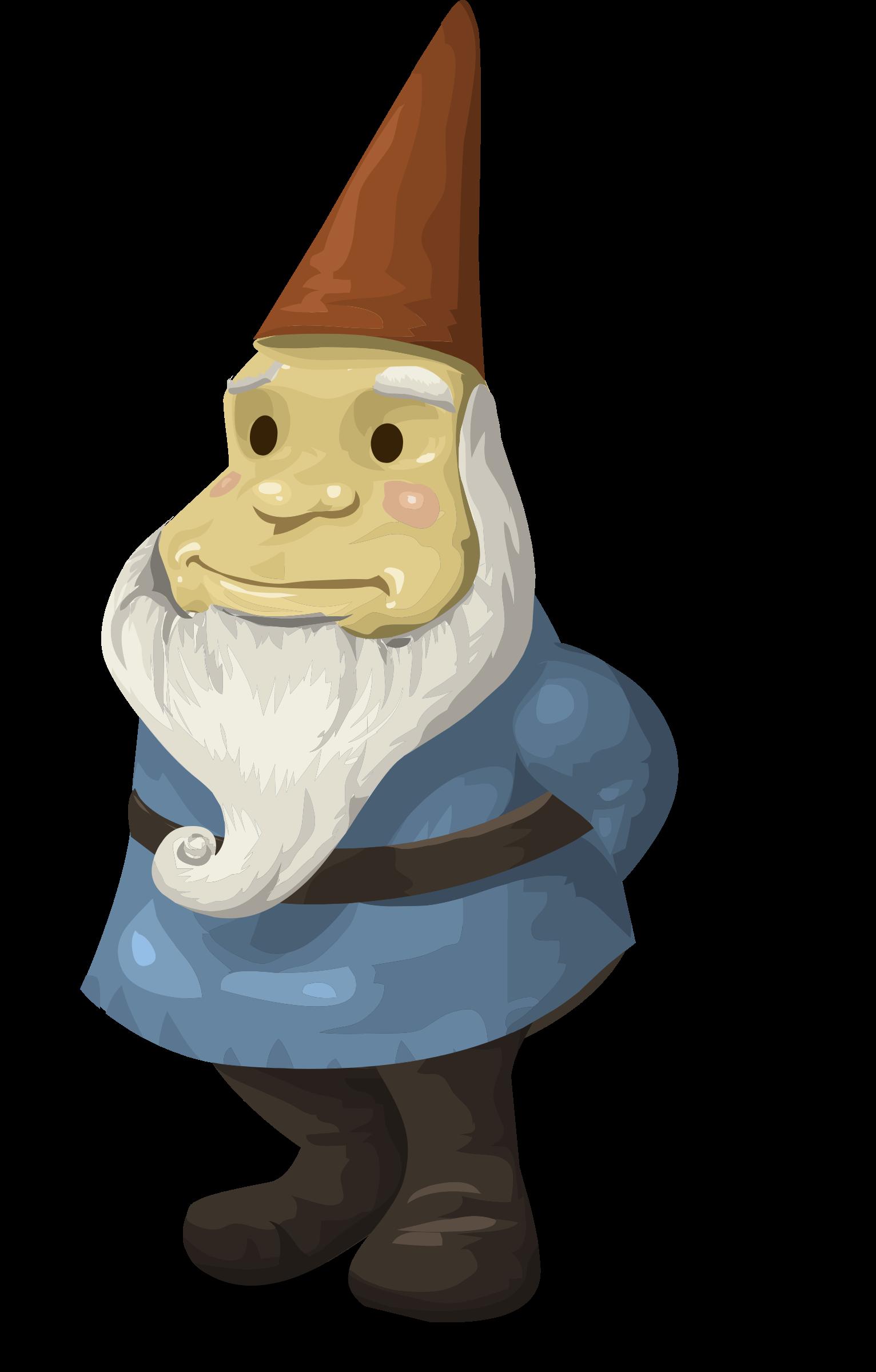 BIG IMAGE (PNG) - Gnome HD PNG
