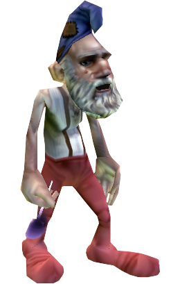 File:Gnome Elder.png - Gnome HD PNG