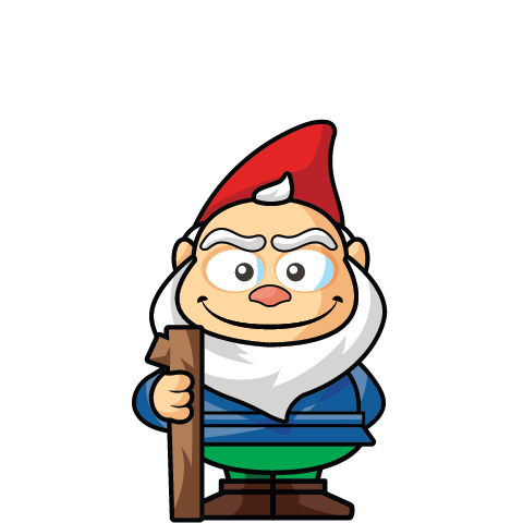 File:Online Garden Gnome Pic (Image By Moose Toys).png - Gnome HD PNG