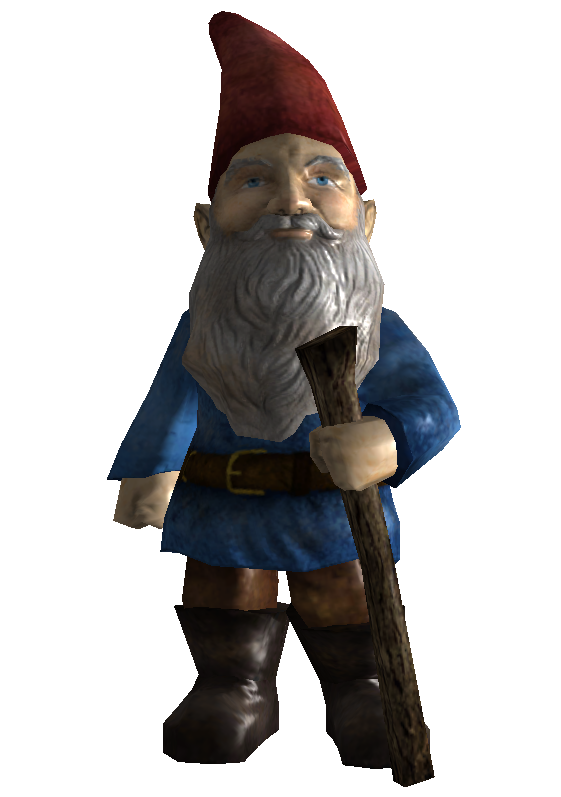 Garden Gnome.png - Gnome HD PNG