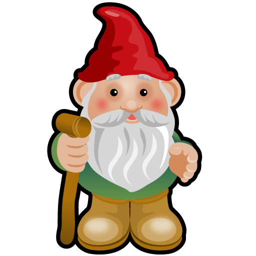 Gnome Icon 512x512 png - Gnome HD PNG