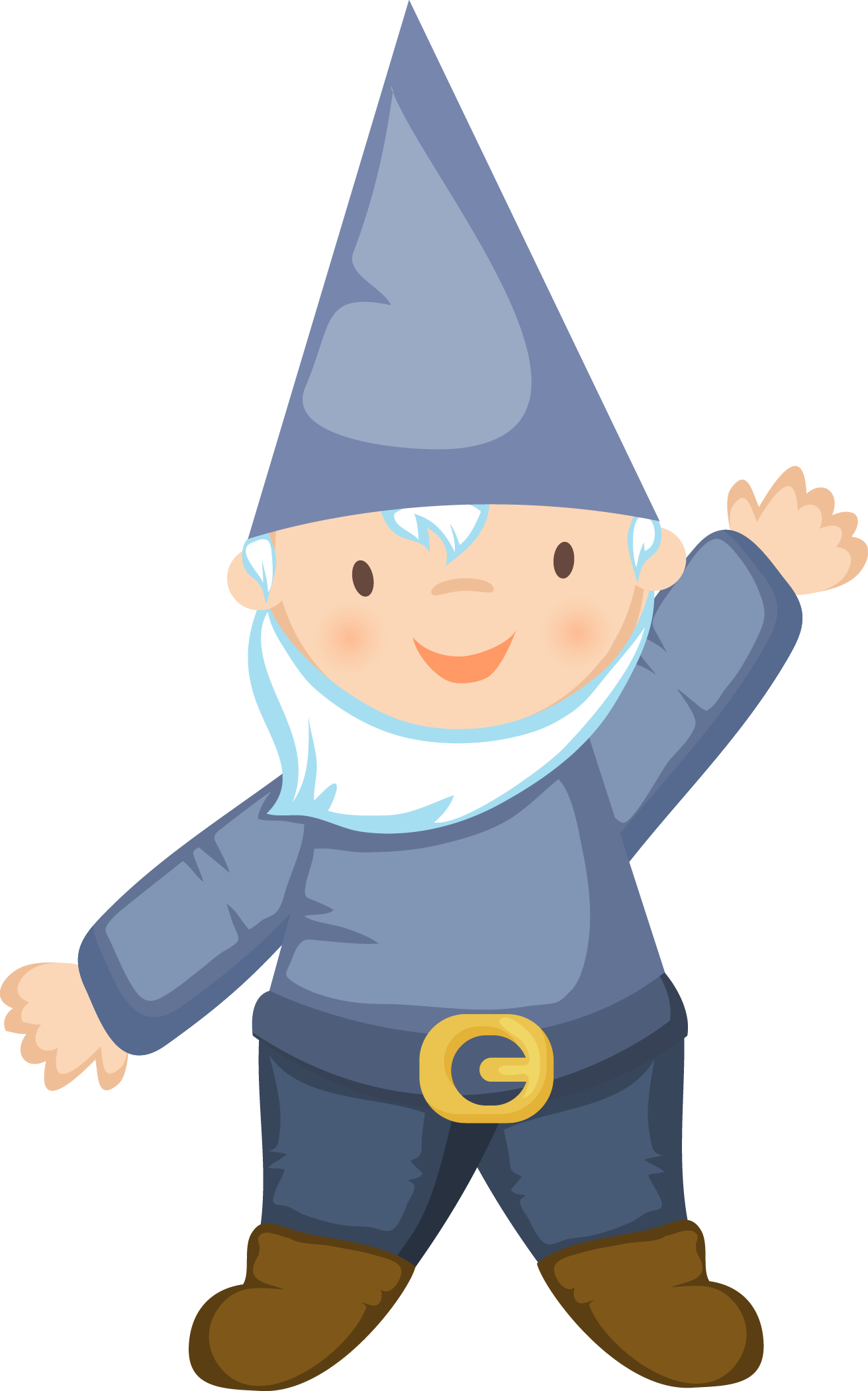 Gnome PNG - Gnome HD PNG