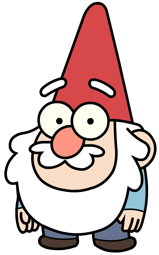 Gnome PNG File - Gnome HD PNG