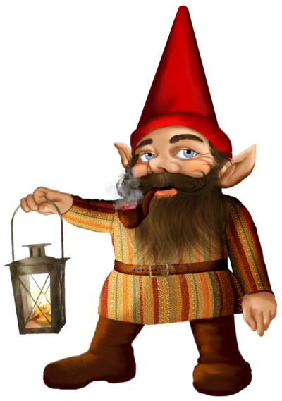 Gnome PNG Pic - Gnome HD PNG
