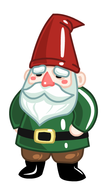 Lawn gnome.png - Gnome HD PNG