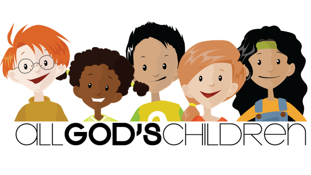 God And Children PNG - 168650