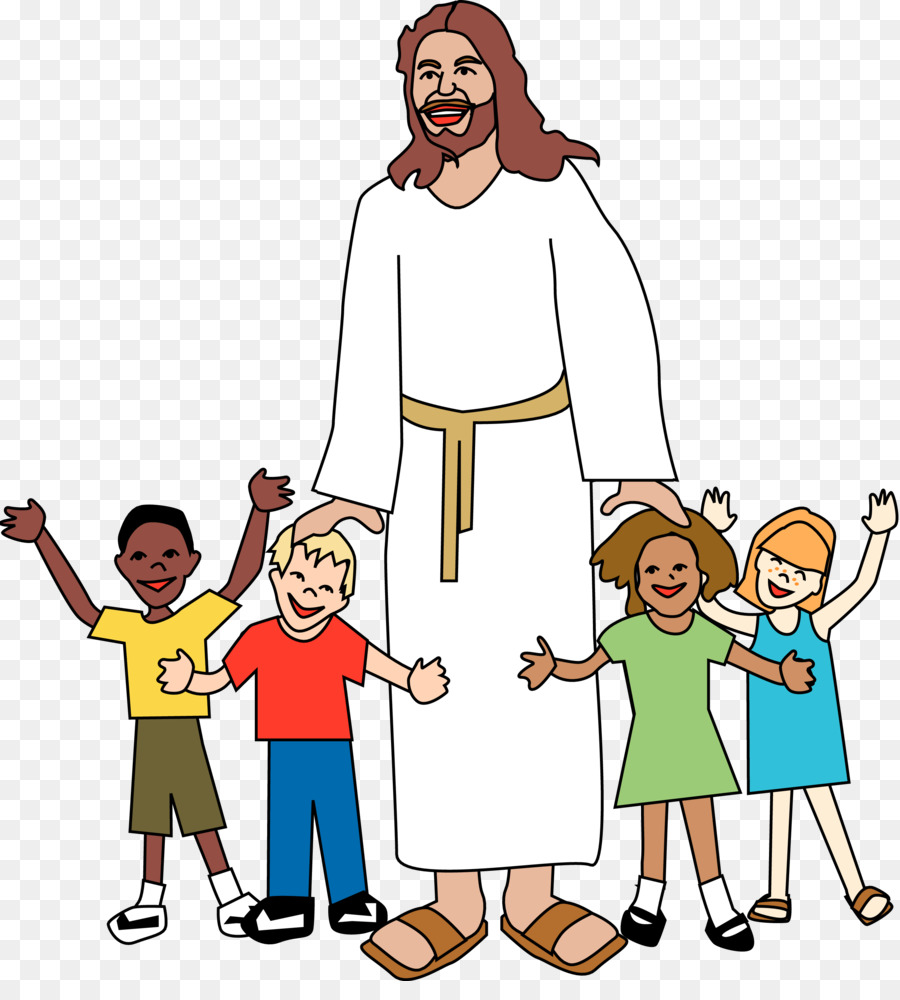 God And Children PNG - 168643