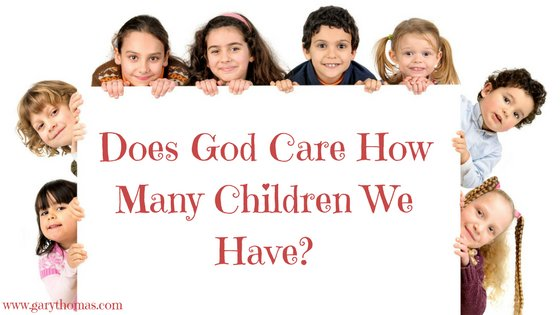 Does God Care How Many Children We Have? - God And Children PNG