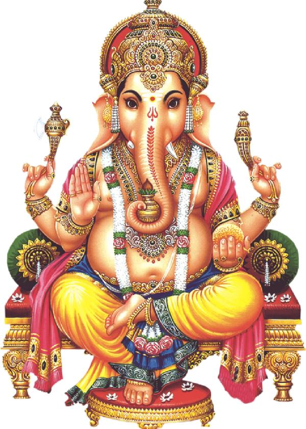 God Ganesh Picture 214x300 Go