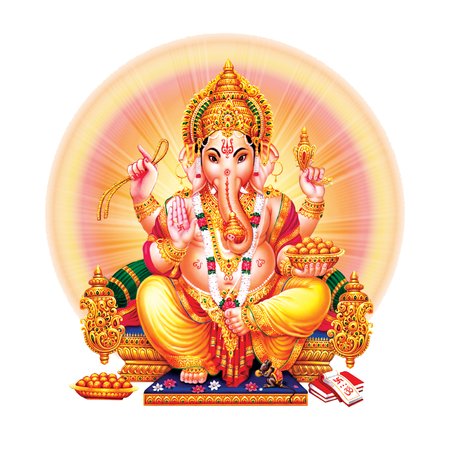 Sri Ganesh Png PNG Image - God HD PNG