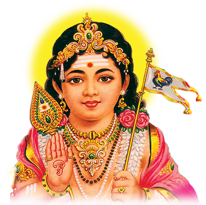 God Murugan PNG