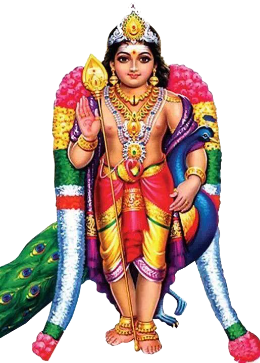 Murugan PNG Photos - God Murugan PNG