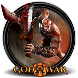 God of War III 2 Icon - God Of War PNG