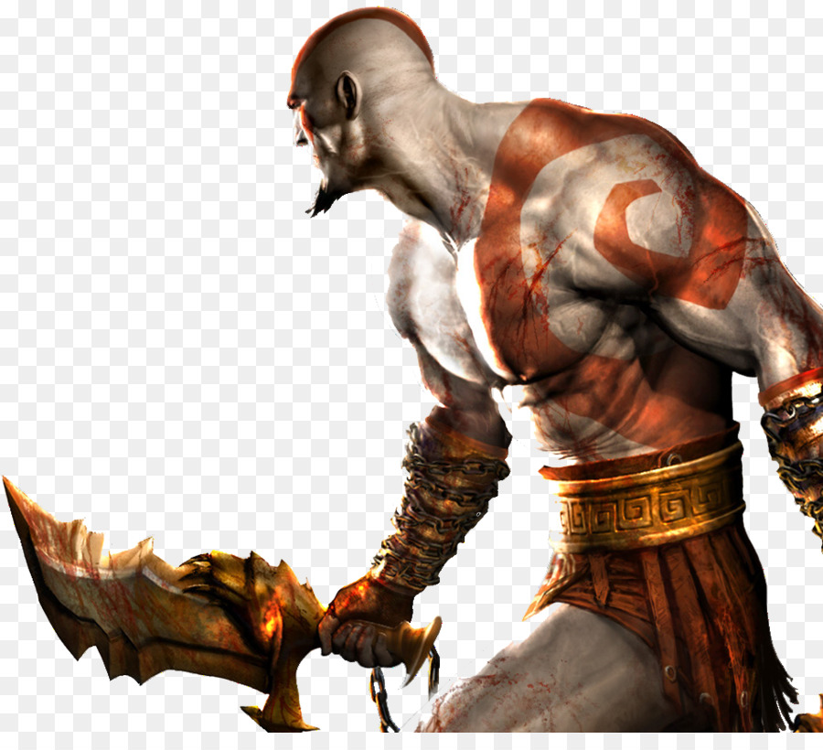 God of War III God of War: Ascension God of War: Origins Collection - God  of War PNG File - God Of War PNG