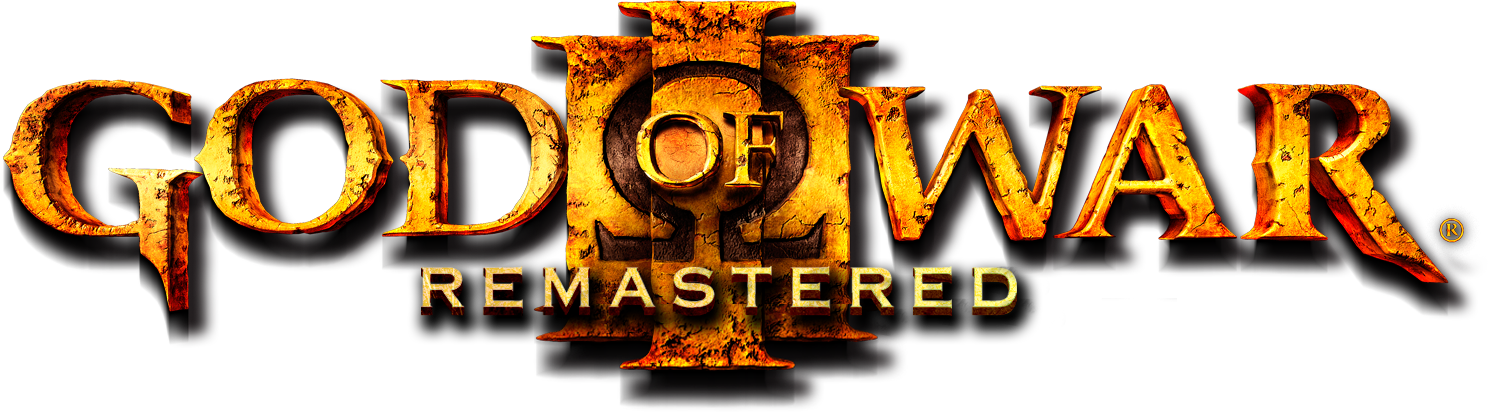 God of War III Remastered.png - God Of War PNG