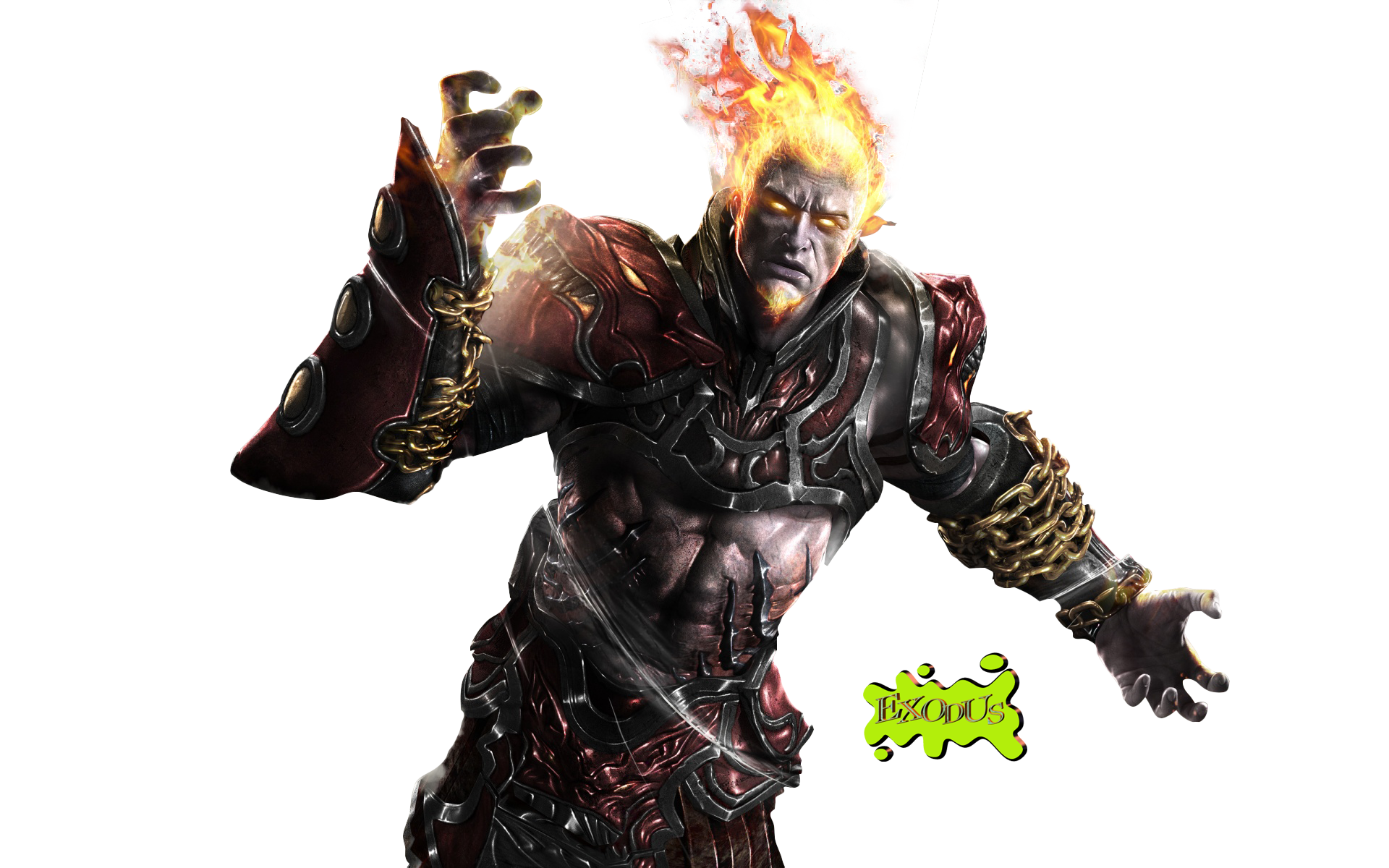 God of War PNG Image