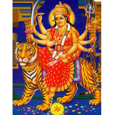 Goddess Durga Maa Png Clipart PNG Image - Goddess HD PNG