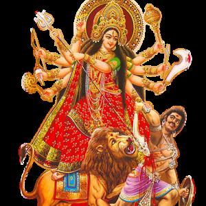 Goddess Durga Maa Png File PNG Image - Goddess HD PNG