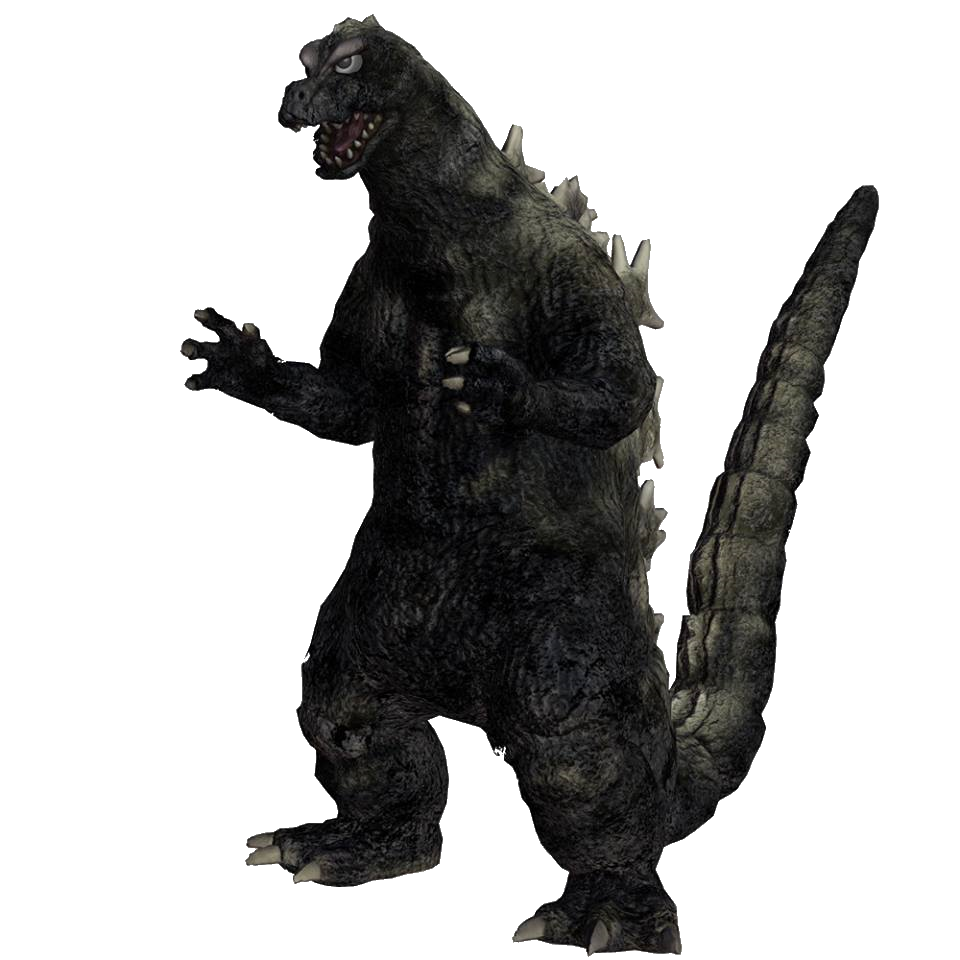 Godzilla PNG - 1403
