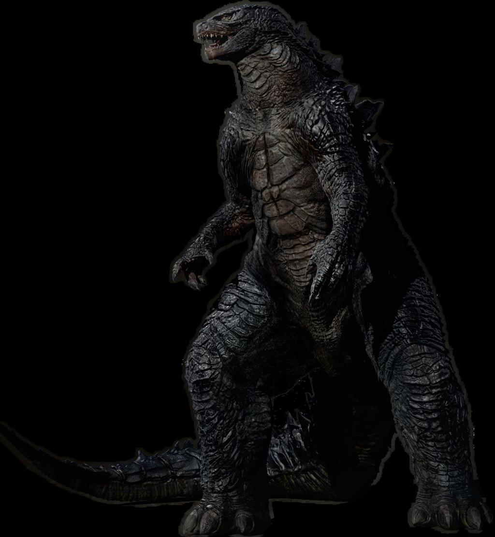Godzilla PNG - 1408