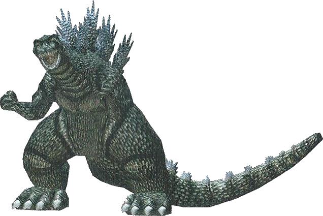 Godzilla PNG - 1405