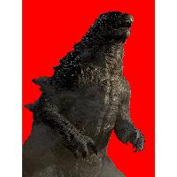 Godzilla PNG - 1399