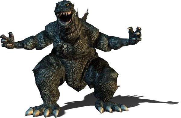 Godzilla PNG HD - 126771
