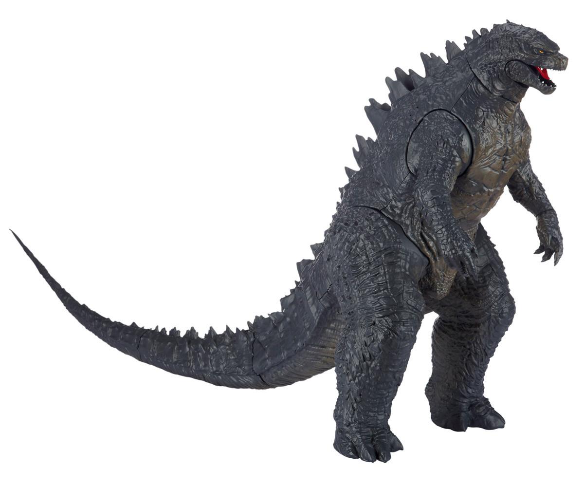 Godzilla-hd-toy-look.jpg - Godzilla PNG HD