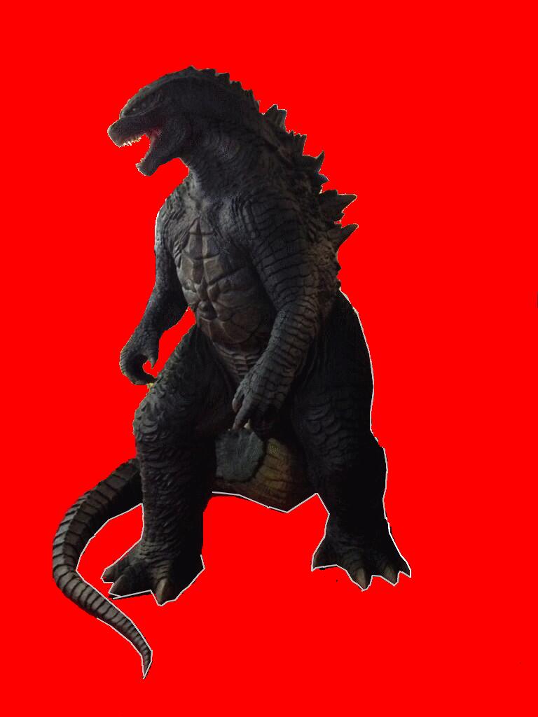 Godzilla PNG HD - 126762