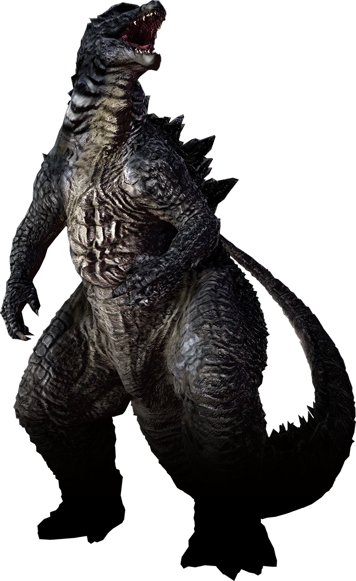 Godzilla PNG HD - 126759