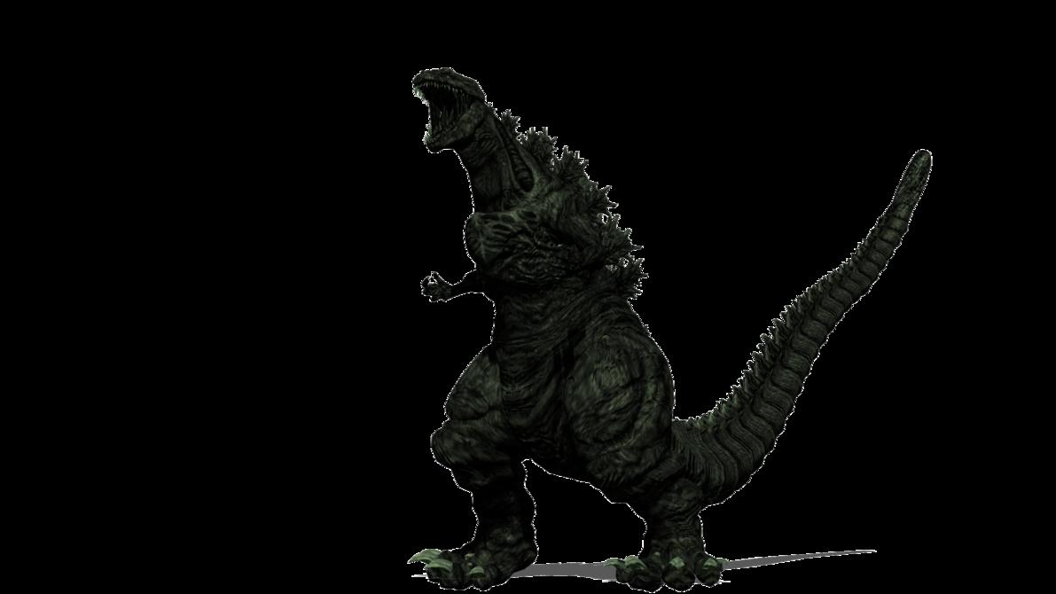 Shin Godzilla (Frozen Version) Texture DL by MyLittleGZilla PlusPng.com  - Godzilla PNG HD
